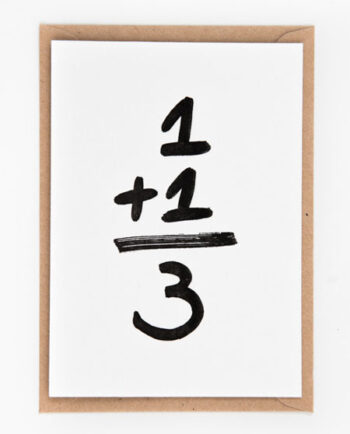 Studio Flash – 1+1=3